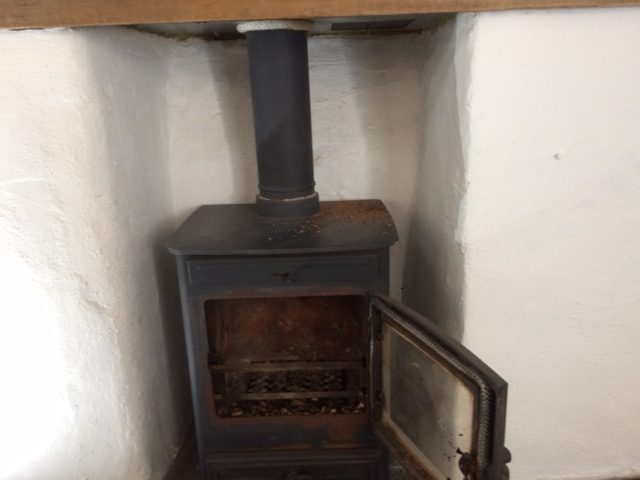 Log Burner – Charlestown